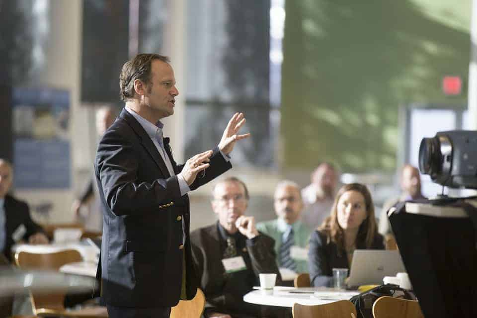Four ways to give better presentations
